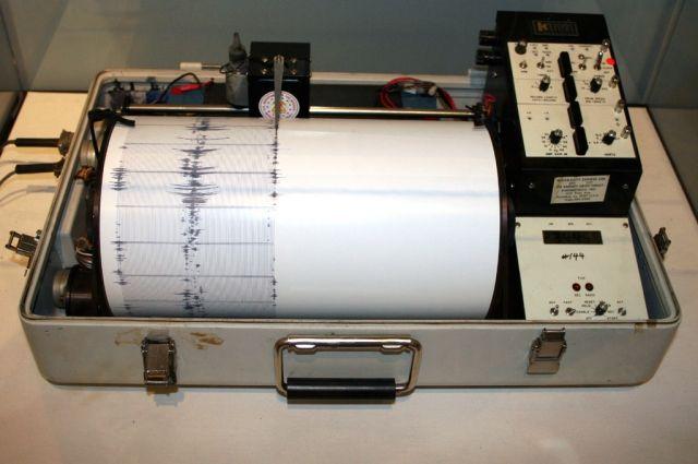 Землетрясение магнитудой 3,4 случилось вДагестане