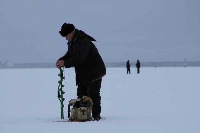 В Калининградской области начинается период ледостава.