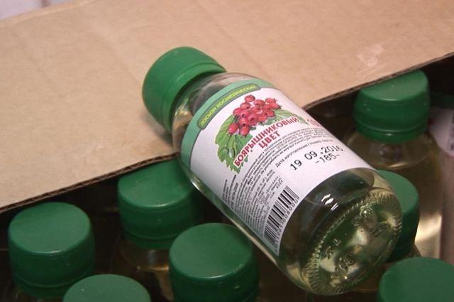 Вобласти засутки выявлено 23 факта незаконной реализации спиртосодержащей продукции