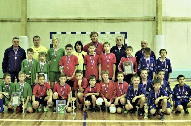 В состязаниях среди юношей 2005-2006 годов рождения не оказалось равных учащимся школы №226 города Заречный.