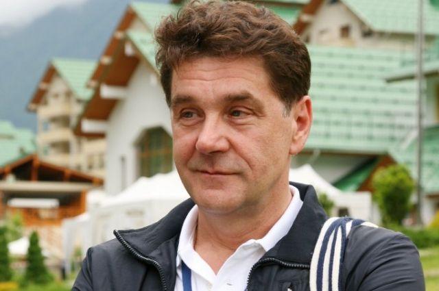Сергей Маковецкий считает, что у актёра должны быть терпение и смирение. И тогда обязательно будут роли!