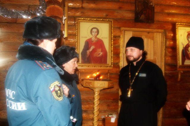 Рождественские богослужения пройдут в197 храмах Воронежской области