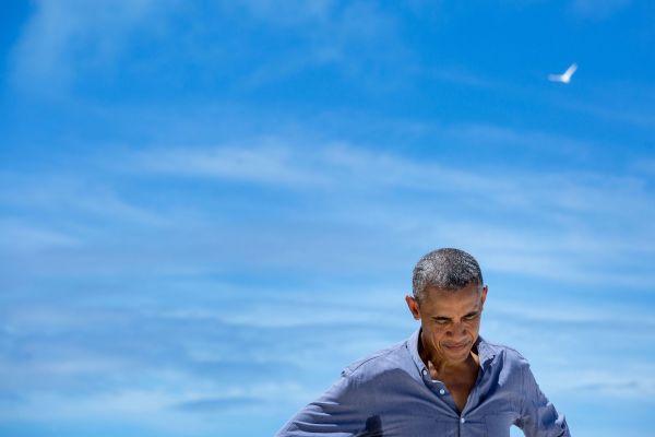 Одна из лучших фото президента США
