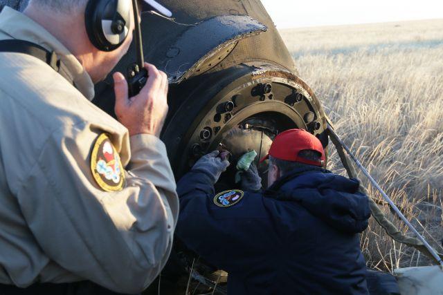 Астронавты NASA проведут работы воткрытом космосе