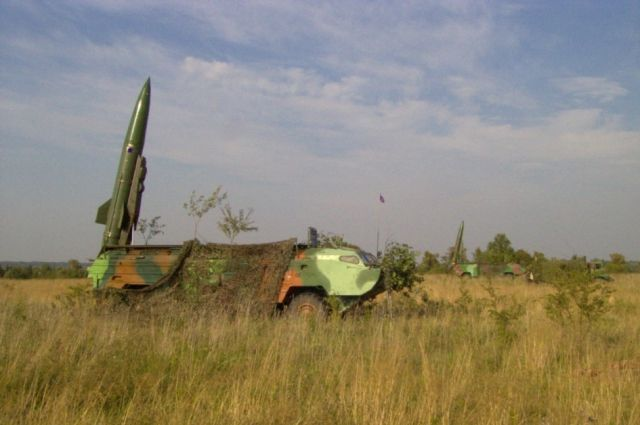 Российскую армию усилят частями ракетных войск