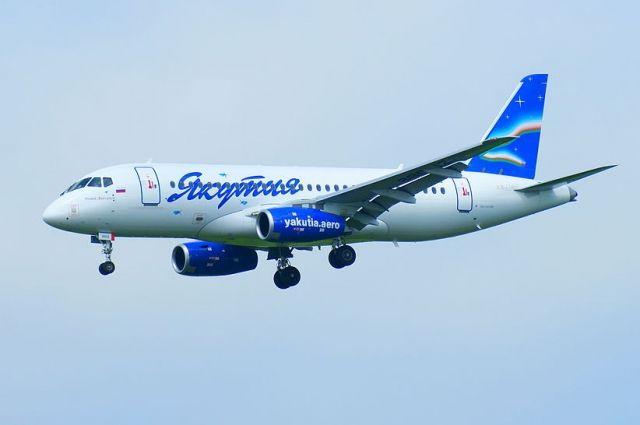 Компания Interjet возвращает вэксплуатацию самолеты Sukhoi Superjet 100