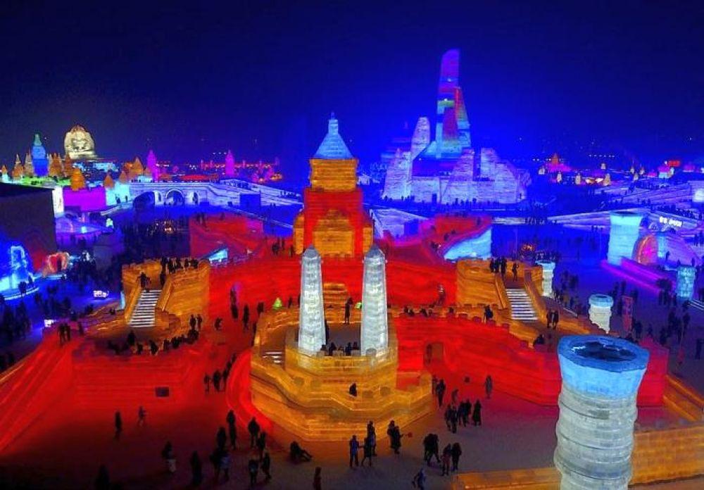 Кто хочет сделать для себя самые яркие фото - добро пожаловать в китайскую провинцию Хэйлунцзян!