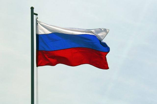 ВСевастополе неизвестный пытался сжечь флаг Российской Федерации
