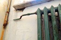 Жители пяти домов ночью остались без тепла