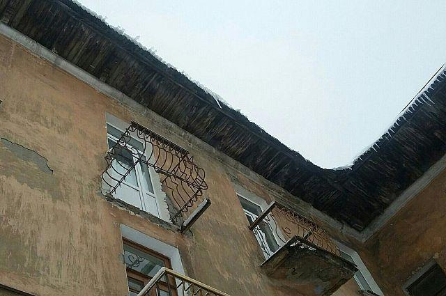 Балкон слюдьми обрушился надоме вцентре Волгограда— свидетели