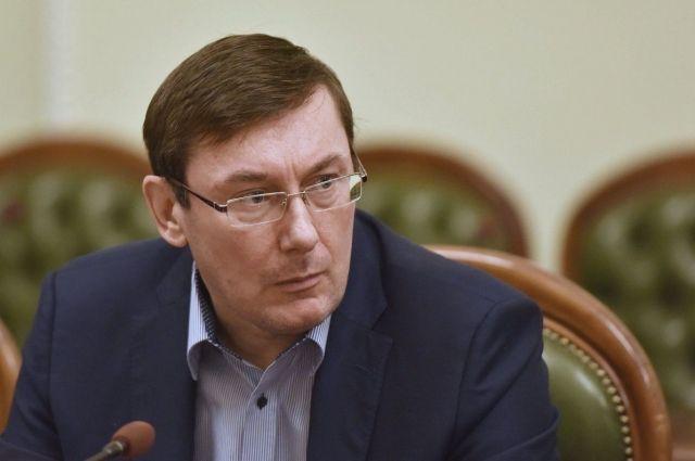 Луценко вРождество прославил ГПУ