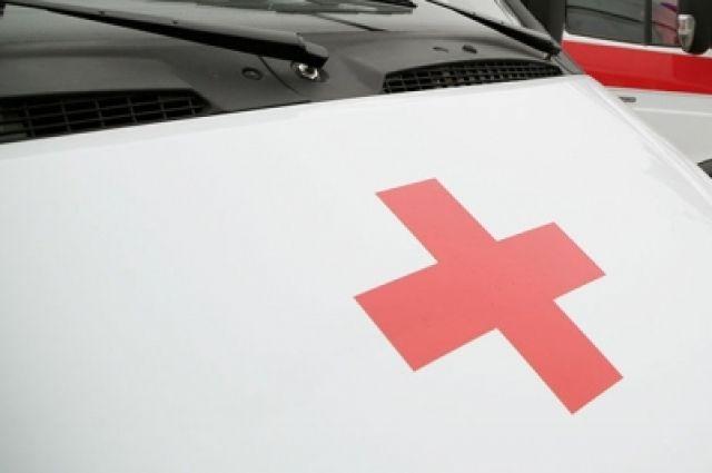 При столкновении маршрутки итрамвая вПетербурге пострадали 4 человека