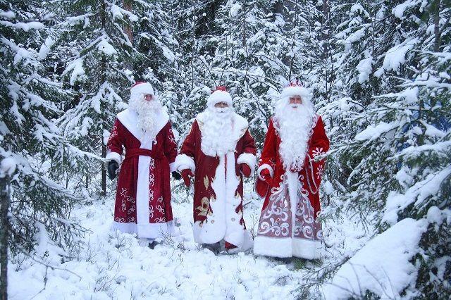 В жизни каждого Деда Мороза тоже происходят чудеса.