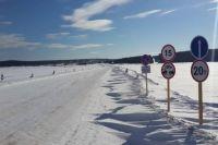 Зимой будут действовать 50 ледовых переправ в Иркутской области.