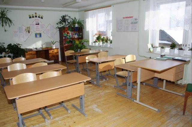 После новогодних каникул школьники вернутся в обновленное образовательное учреждение.