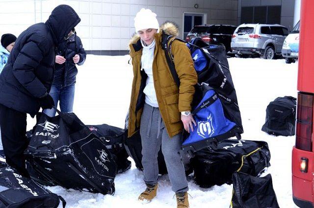 Сергей Лопушанский взял в поездку 26 игроков.