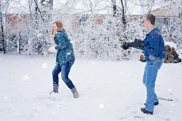 На смену морозу снова придут снегопады