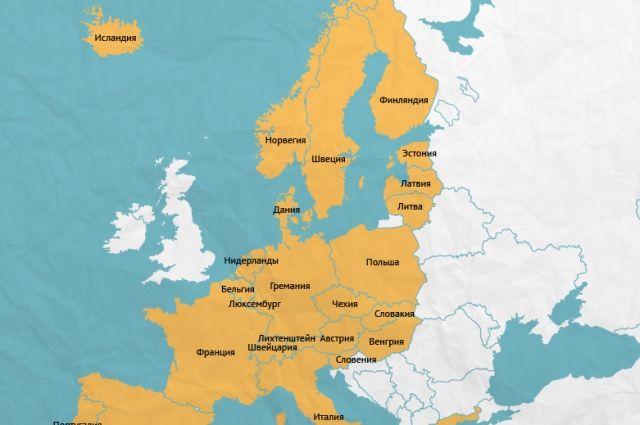Визовый центр Испании оставляет Екатеринбург