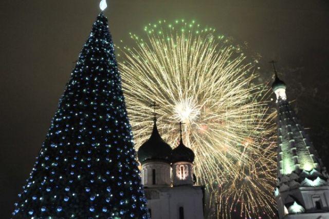 Новогоднюю ярмарку вЯрославле посетили практически 22 тысячи человек