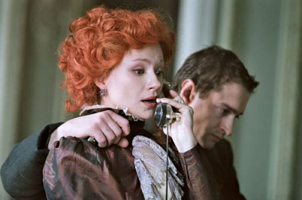 Сотрудничество с Янковским продолжилось в фильме «Статский советник» (2005), где Хабенский сыграл роль террориста Грина.