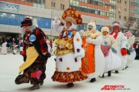 Шествия снеговиков 13 января не будет, но народные гуляния состоятся снова.