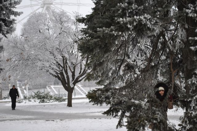 ВТатарстане предполагается до33 градусов мороза