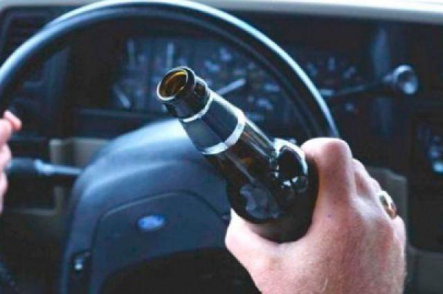Более 120 калининградцев сели за руль пьяными в новогодние праздники.