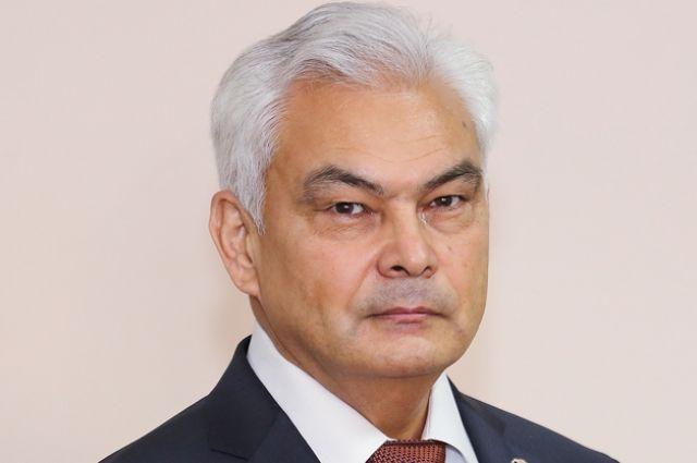 Артур Сулейменов возглавил МинЖКХ Иркутской области