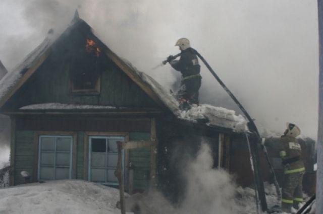 С начала года в Кемеровской области произошло 48 пожаров.