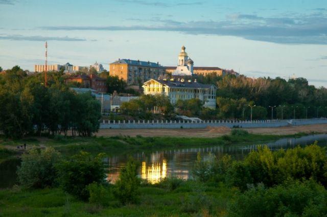 В Оренбурге определят лучший проект реконструкции берега Урала