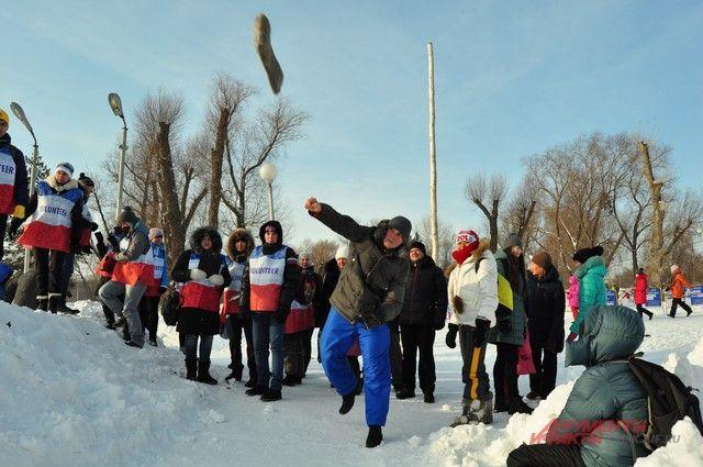 Принять участие в Дне снега могут все желающие.