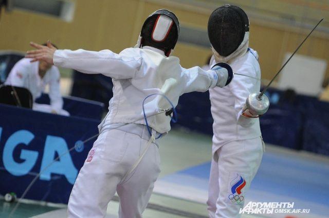 Новосибирские рапиристы и саблисты завоевали медали