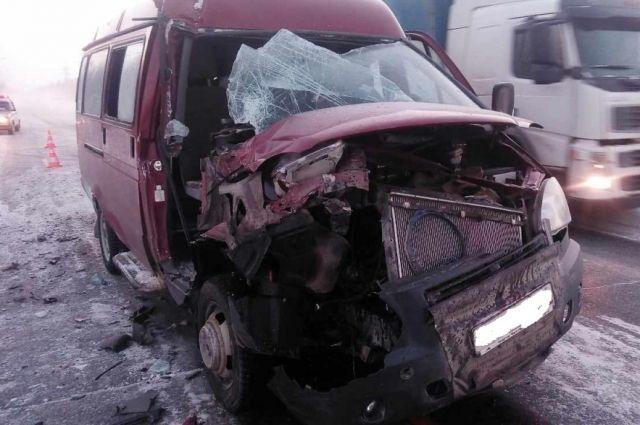 ВХанты-МансийскомАО в трагедии пострадали 5 человек