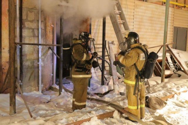 Воронежские работники МЧС спасли 63 человека впроцессе новогодних праздников