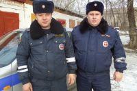 Победителями стали инспекторы ДПС Евгений Подтеребов и Евгений Ильченко.