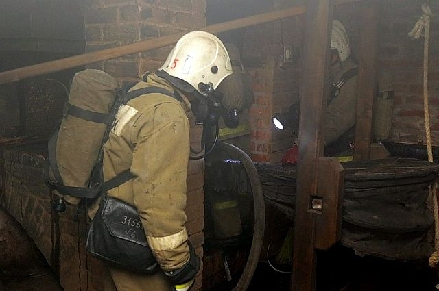 ВСмоленске наМало-Краснофлотской живьем сгорели три десятка домашних питомцев
