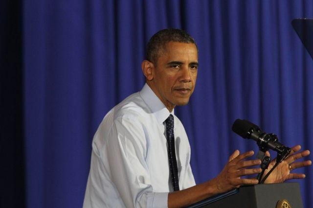 Опрос: американские военные недовольны Обамой