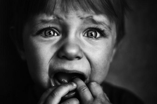ВХМАО пьяная мать избила ребенка, который попросил включить мультфильм