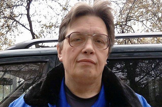 Андрей Звонков.