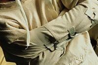 Кузбассовец изгонял «злые силы» из жены при помощи ножа.