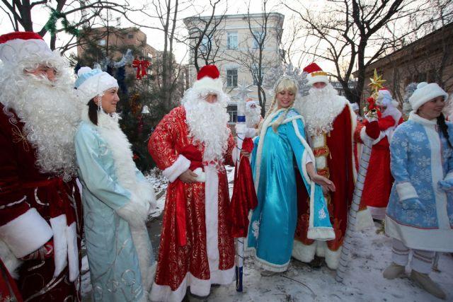 Рождество и Новый год в Приморье мягко перетекли в День спасибо