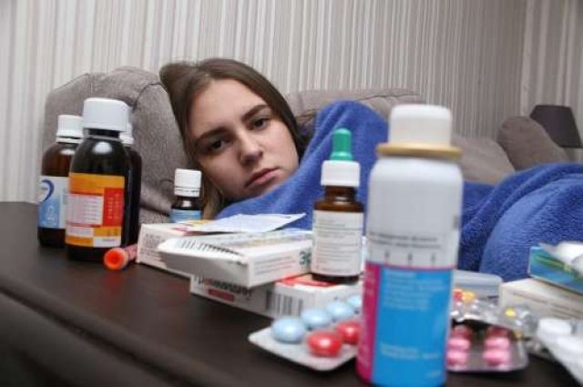 Переносить грипп на ногах крайне опасно.