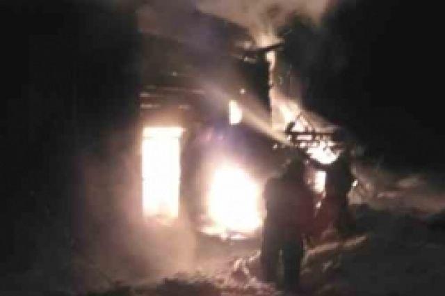 ВВетлуге пенсионерка погибла впожаре в своем доме