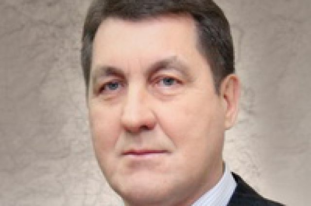 Мэр Барнаула Сергей Дугин