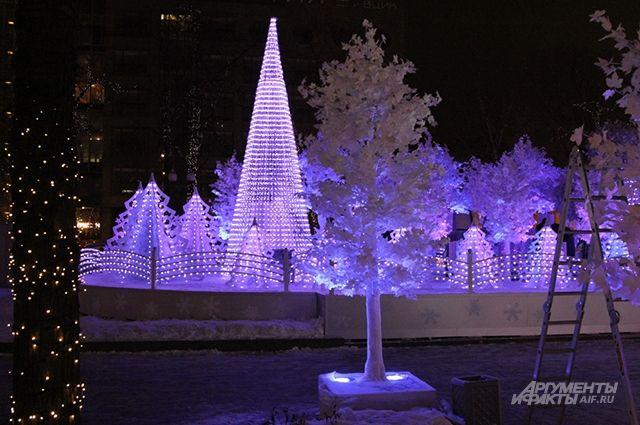 Новогодние и рождественские гуляния в Москве посетили более 11 млн человек
