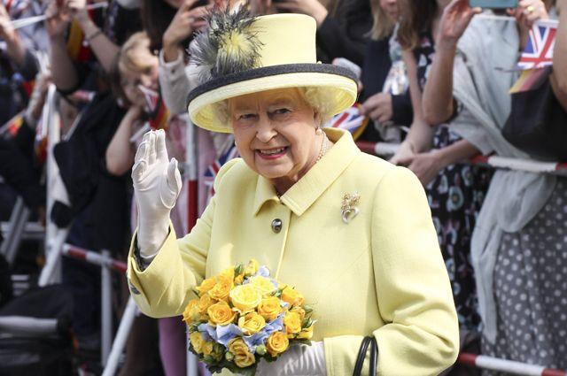 Королева Великобритании Елизавета II. Досье