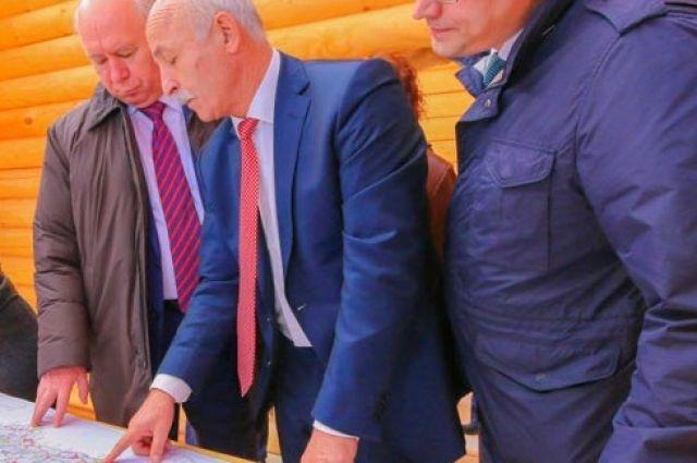 Этнографический комплекс «Парк дружбы народов» откроется кмаю последующего 2018 года