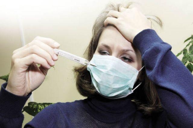 Уровень заболеваемости ОРВИ игриппом вПодмосковье ниже эпидпорога практически на32%