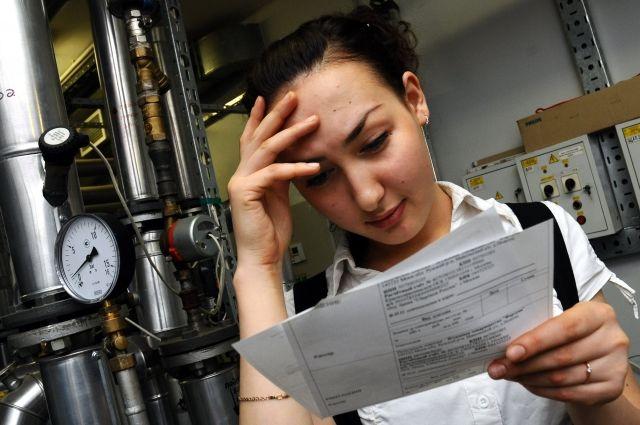 В декабрьских счетах за отопление появилась  дополнительная строка.