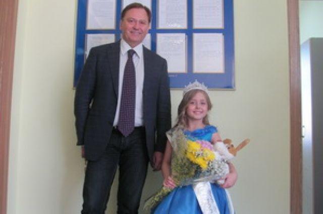 Обладателем титула «Little Princess ofthe Universe» стала жительница Заволжья